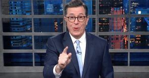 Stephen Colbert Dishes Dirty Details On Trump's Reported Porn-Star Spanking – WORLD CENTER