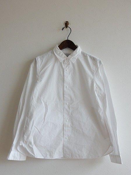 ヤエカ YAECA コットンシャツ