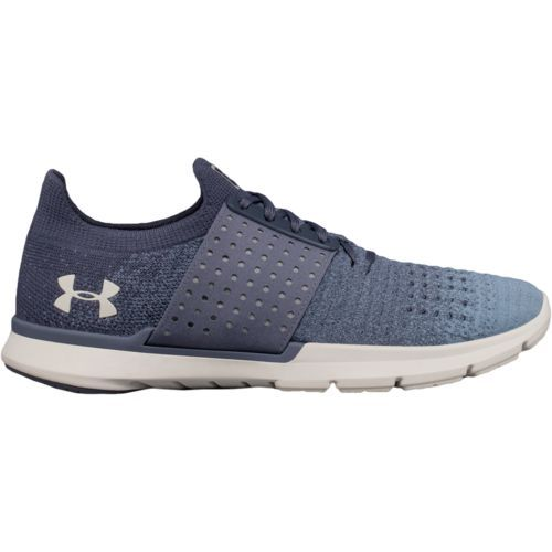 Under Armour Men's Speedform Slingwrap Fade Running Shoes (Grey Medium, Size 10) - Men's Running Shoes at Academy Sports