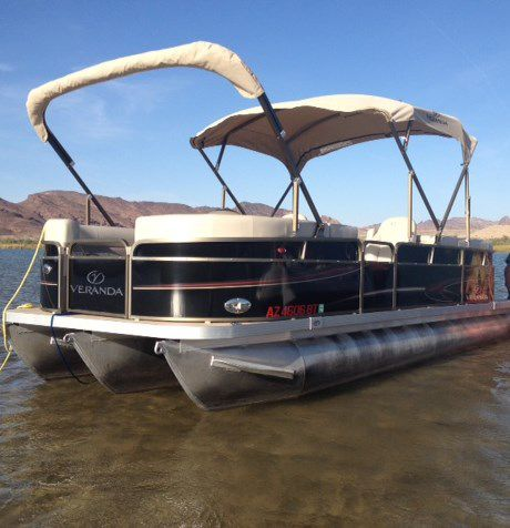 Lake Havasu Pontoon Rental | Pontoon Boat Rentals
