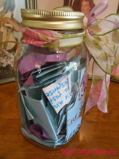 Our Little Happiness Jar Is Full
