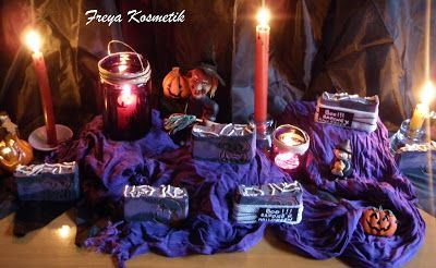 FREYA KOSMETIK: SAPONE PER HALLOWEEN 2015
