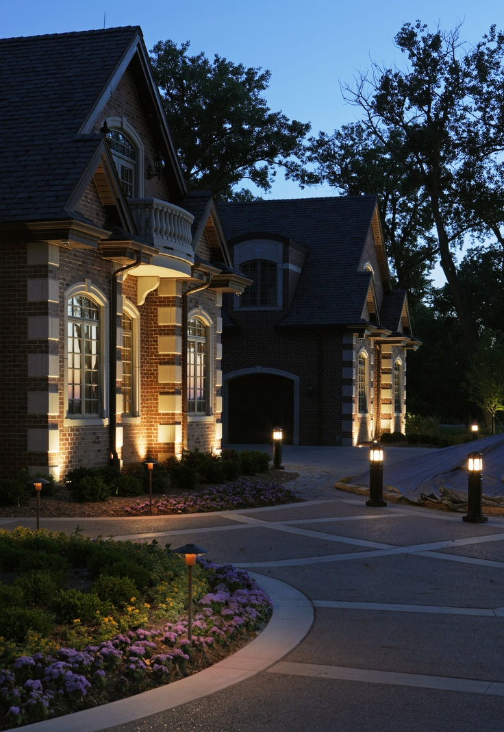 57 best outdoor security lighting images on pinterest landscape