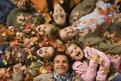 Fall Outdoor Family Portraits