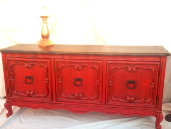 Vintage Buffet By MontucciDesigns On Etsy BuffetBuffetsRepurposedDining RoomConvenient