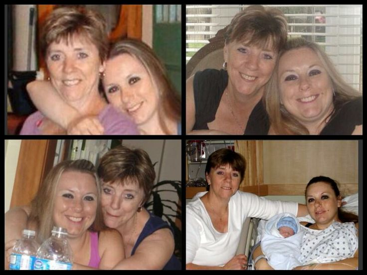 Laurie Bowmaster: My 1st best friend, my role model. The strongest, most beautiful woman I know. #HillcrestMom