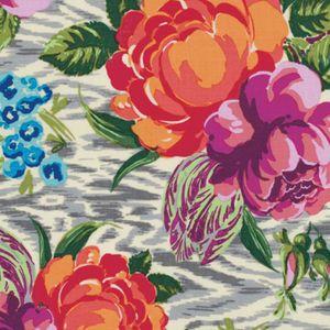 Amy Butler - Hapi - Tapestry Rose in Linen