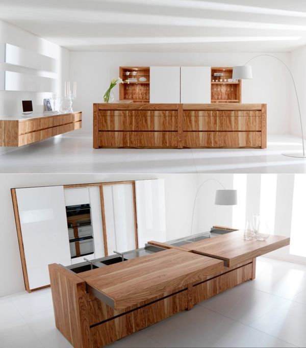15 best bulthaup images on Pinterest Kitchens, Kitchen cabinets - küche sideboard mit arbeitsplatte