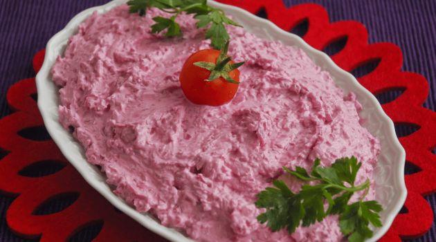 Rüben salat – Pancar Salatası