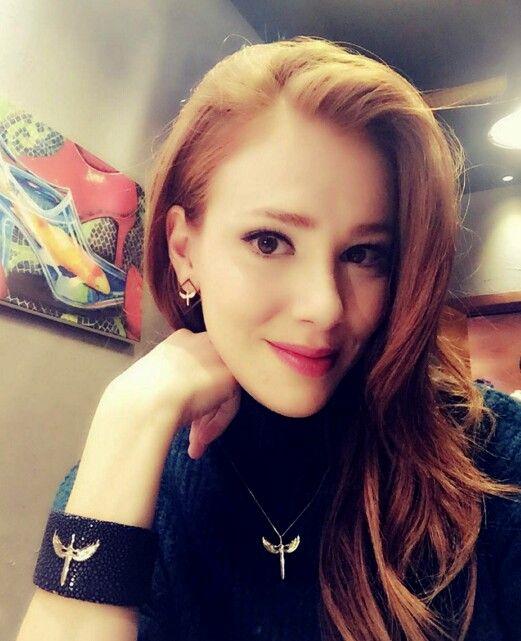 mooi rood is niet lelijk ♥ Red hair - Elcin Sangu