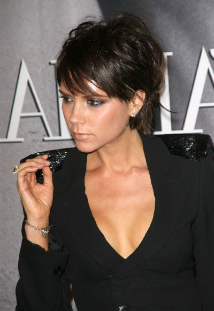 Victoria Beckham Hairstyle : Simple Hairstyle Ideas For Women and Man