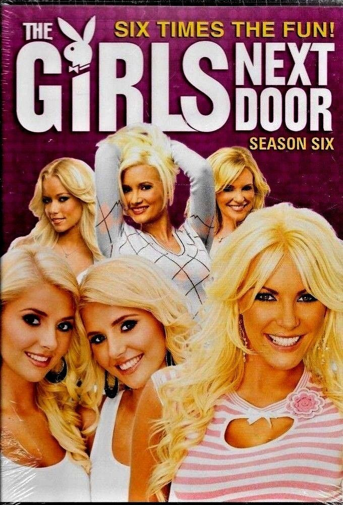 The Girls Next Door Season  Hefner Dvd   Dsc Sealed New Free Ship Track Us Thcenturyfox
