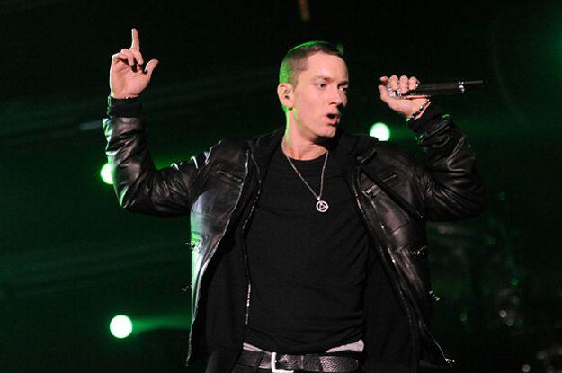Which Eminem Song Best Describes You? I got mockingbird