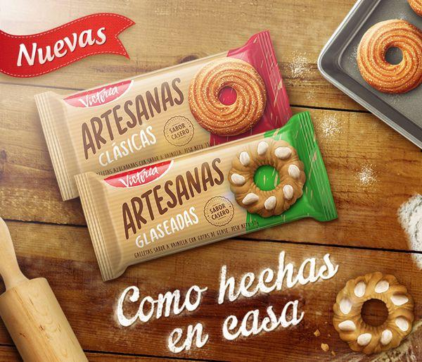 Victoria Artesanas Cookies