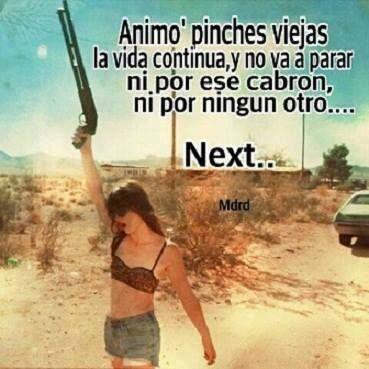 Ánimo mujeres!!!!!