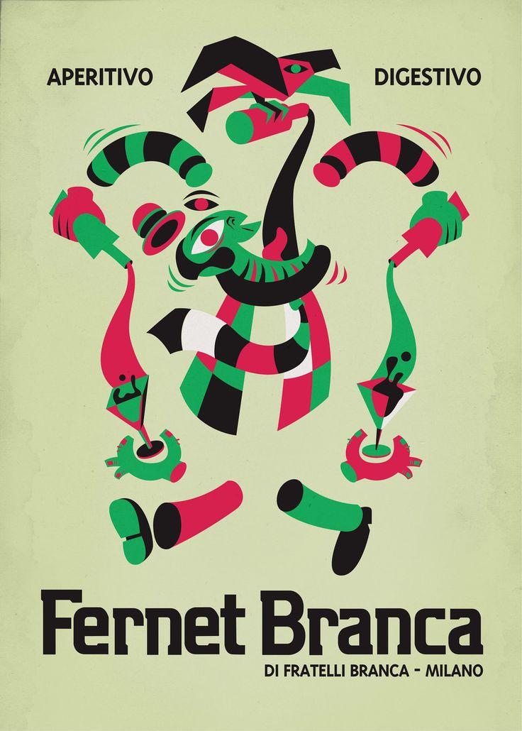 I bartender di tutto il mondo stanno riscoprendo il Fernet Branca, «l'unica cosa su cui vostra nonna e il vostro barista sono d'accordo». La guida di Bloomberg al suo consumo.