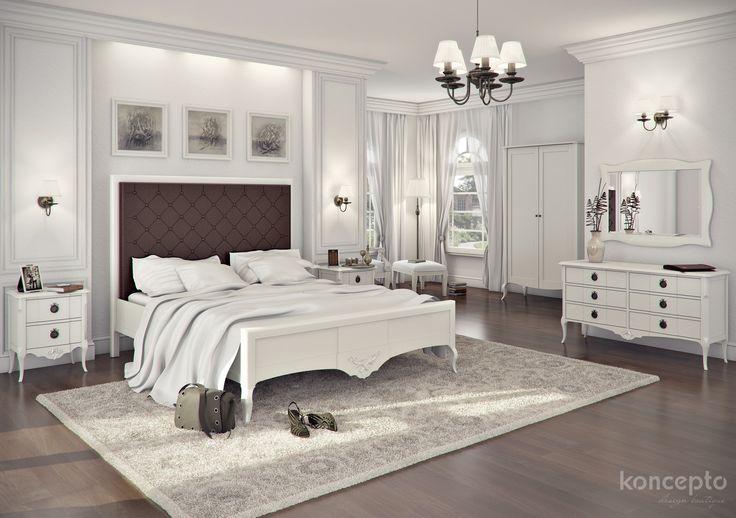 #Dormitor Charme realizat in stil clasic, reinterpretat. Descopera colectia Charme si afla ca era o vreme cand oamenii faceau lucruri care durau si o viata... Noi facem acest lucru si acum.