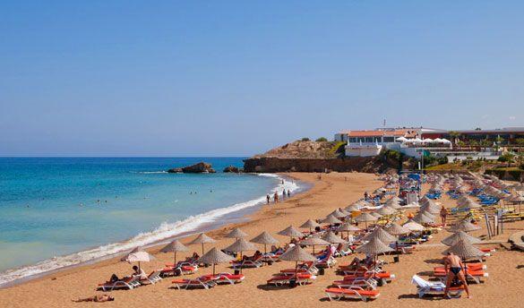 Séjour Chypre Lastminute, promo voyage Ercan pas cher au Hôtel Pine Court 5* prix promo Lastminute de 899,00 € TTC 8J / 7N Pension : Tout co...
