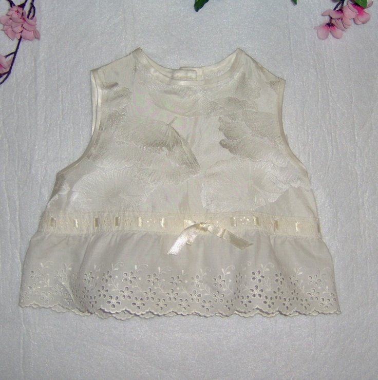 hand made baby shirt by www.coseparticolari.it  Milan Italy