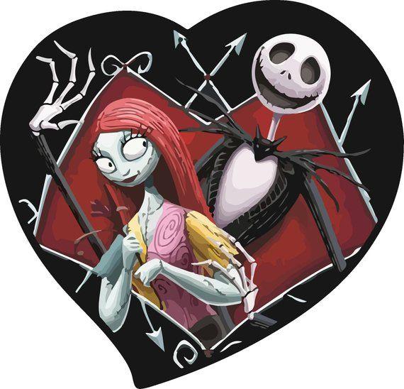 20 Nightmare Before Christmas Svg And Png File Downloads Sally De Pesadilla Antes De Navidad Jack Y Sally Tatuaje De Jack