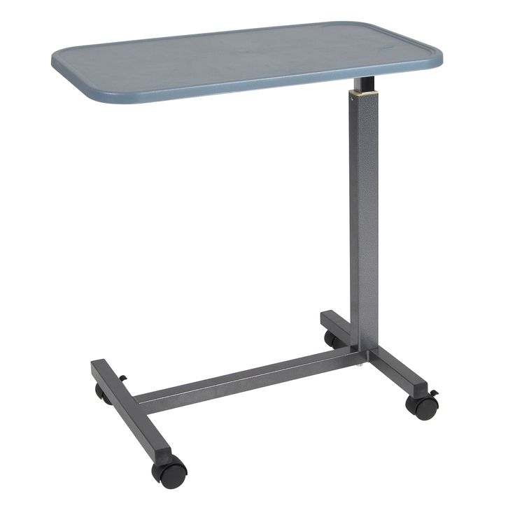 Drive 13069 Plastic Top Overbed Table