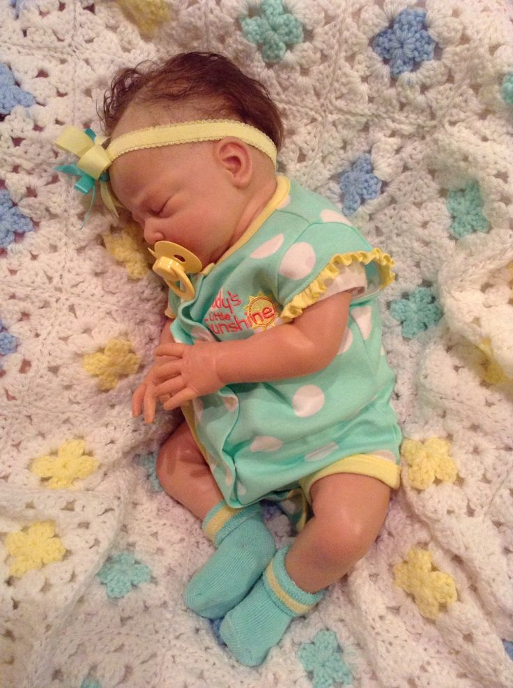 Lillie Beth, reborn baby doll                                                                                                                                                                                 More