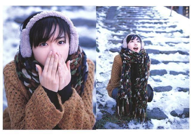 Aragaki Yui - Masshiro Photobook