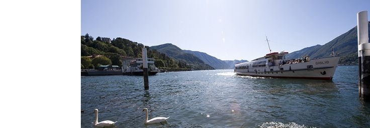 Ferry timetable for lake como
