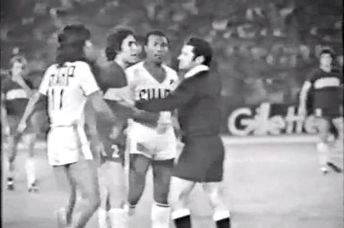 Final Libertadores 1978 Boca-Cali