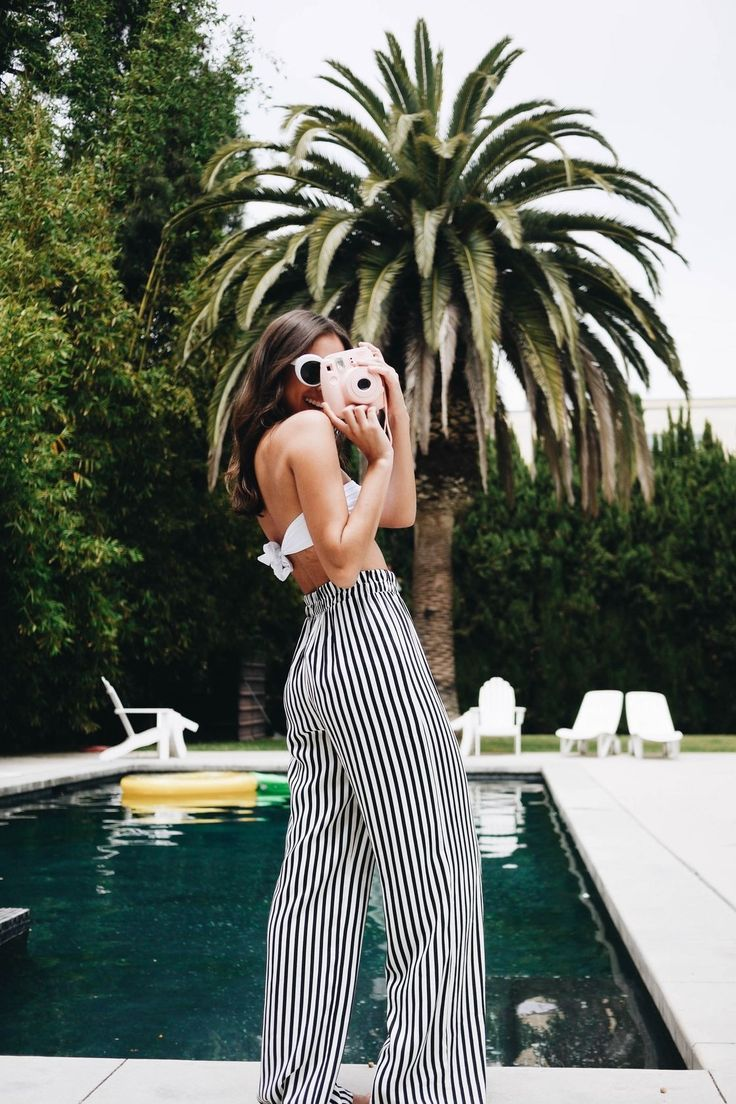 How many of these summer essentials do you have in your closet? We are loving the wide-legged trousers and ruffled everything...and gingham of course.