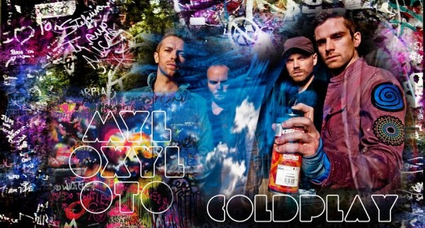 Also seeing Coldplay this summer <3 (Awesome graphic by the way, whoever created this).