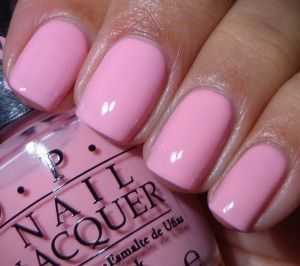 OPI Pink-ing Of You
