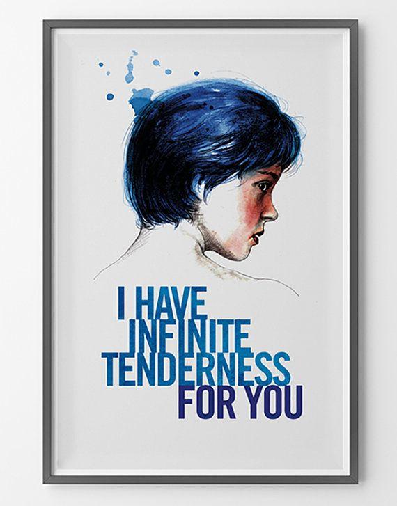 movie poster la vie dadle blue is the warmest color la vida de adele - Blue Is The Warmest Color Book
