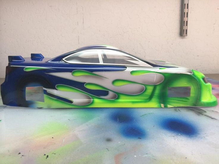 Best Cool RC Car Paint Jobs Images On Pinterest Car Paint - Custom vinyl decals for rc carsimages of cars painted with flames true fire flames on rc car