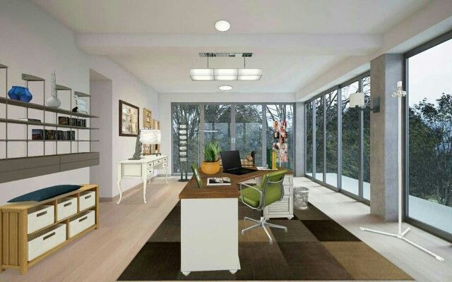 Office space you would want to live in!