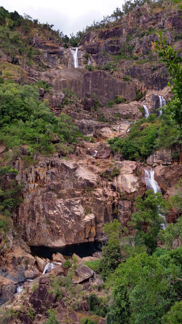 The view from Jourama Falls Lookout, Paluma Range National Park, Queensland