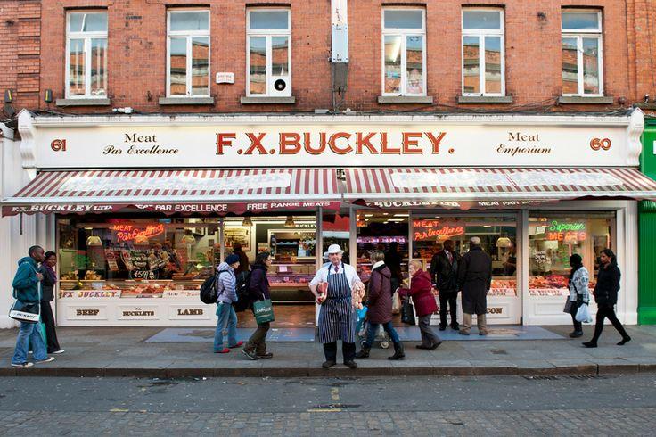Patrick .J. Buckley & John Collins F.X. Buckley Moore St, Dublin
