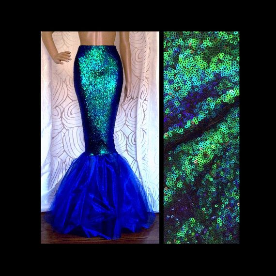 Hey, I found this really awesome Etsy listing at https://www.etsy.com/listing/463055191/high-waisted-sequin-sexy-mermaid-skirt