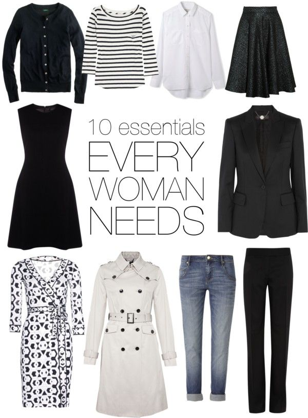 17 Best ideas about Essential Wardrobe on Pinterest ...