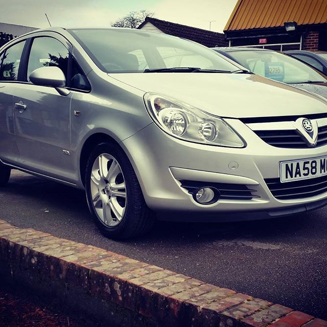 Vauxhall Corsa Design *Sold*