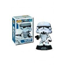 Star Wars POP! Vinyl Bobble-Head Clone Trooper 10 cm