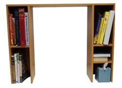 The Tower - College Desk Textbook Shelf