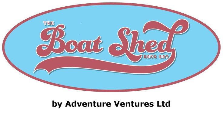 The Boatshed - Days Bay  hire kayaks, SUP's and mountain bikes