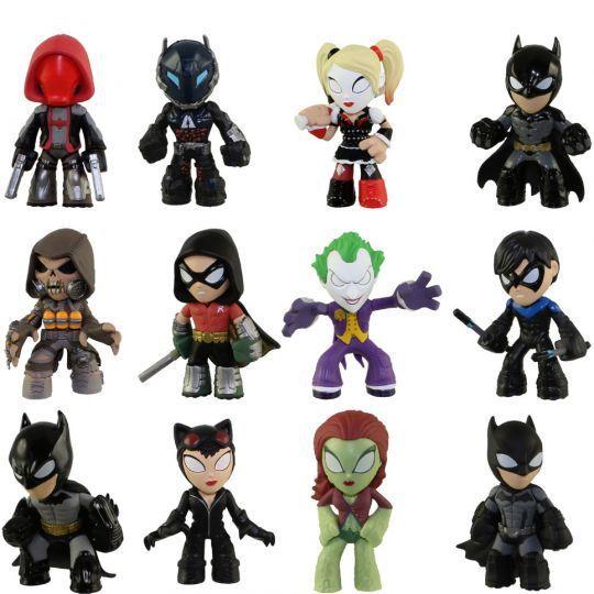 Funko Mystery Mini Batman Arkham Games - One Mystery Blind Box Figure … - FantasyCostumes.com