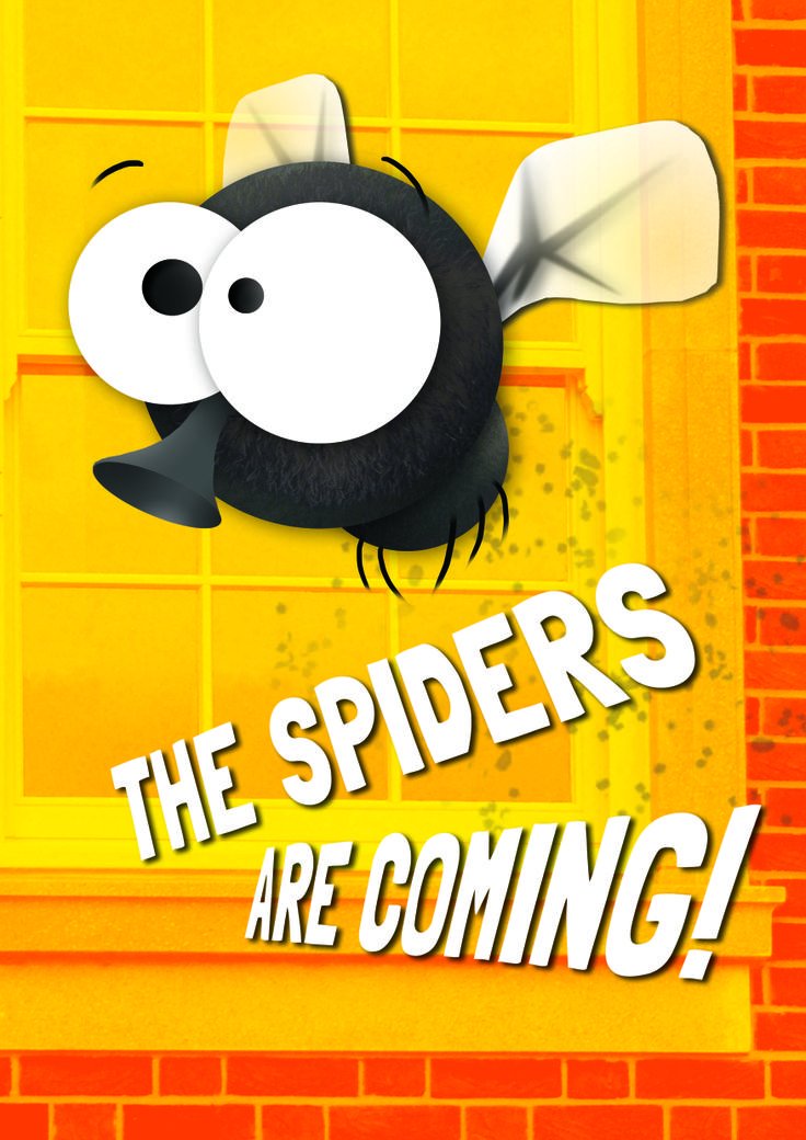 Spiders! Crowd funding now at http://www.kickstarter.com/projects/1596036277/spiders