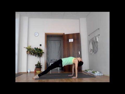 Szokj rá a jógára! (jóga otthon) 3. nap - YouTube