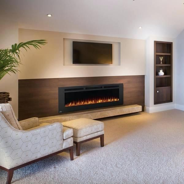Contemporary Fireplace Designs With Tv Above Stunning Linear Medium Interio Wall Mount Electric Fireplace Contemporary Fireplace Contemporary Fireplace Designs