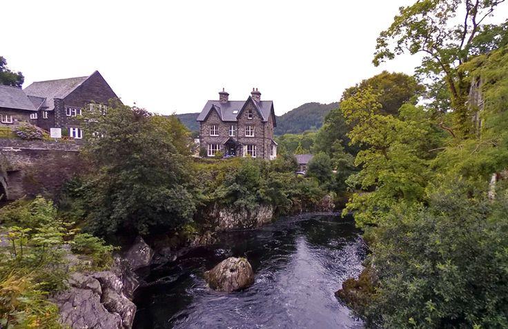 A região de Snowdonia no norte do País de Gales resumida em 5 lugares.