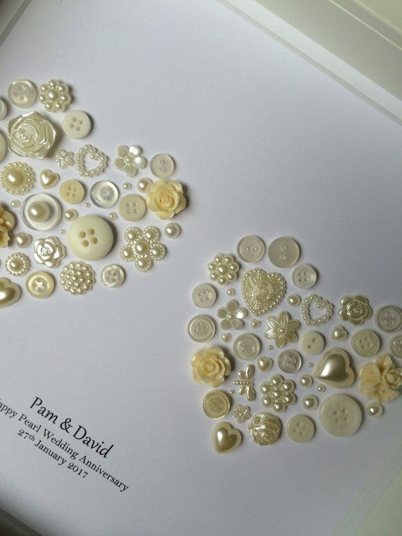 Ideas For Pearl Wedding Anniversary Gifts: 25+ Best Ideas About Pearl Anniversary On Pinterest