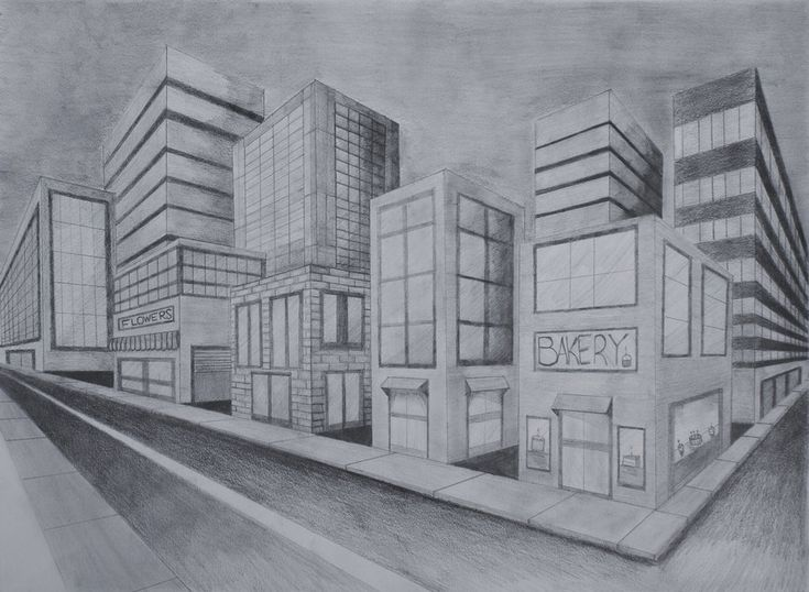 Architecture Drawing Lessons 11 best images about perspective drawing lessons on pinterest